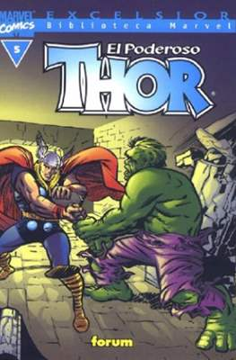 Biblioteca Marvel: El Poderoso Thor (2001-2004) (Rústica 160 pp) #5