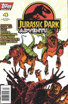Jurassic Park Adventures (Comic Book) #4