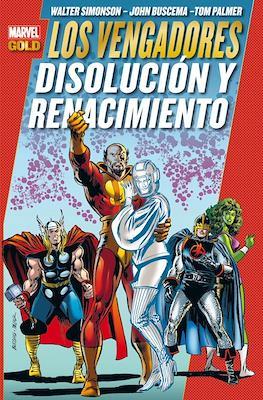 Los Vengadores. Marvel Gold (Rústica con solapas) #25
