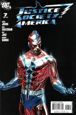 Justice Society of America Vol. 3 (2007-2011) #7
