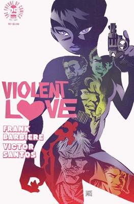 Violent Love (Variant Covers) (Comic Book) #10.1