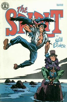 The Spirit (1983-1992) (Comic book. 32 pp) #6