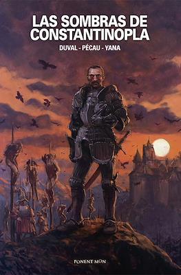 Las sombras de Constantinopla (Cartoné. 128 páginas.) #
