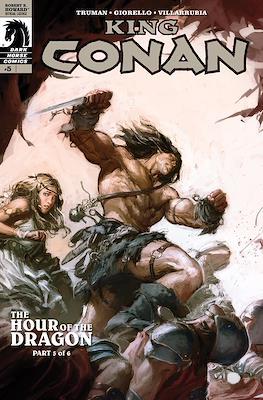 King Conan: Hour of the Dragon (32 páginas) #5