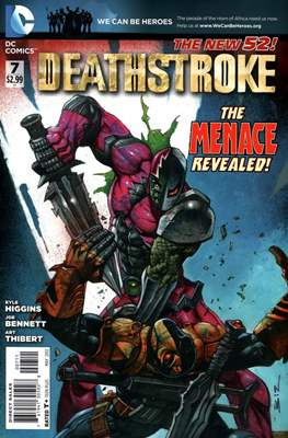 Deathstroke (2011-2013) (Comic Book) #7