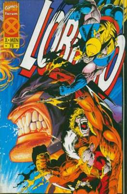 Lobezno vol. 1 (1989-1995) (Grapa) #78