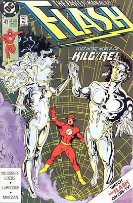 The Flash Vol. 2 (1987-2006) (Comic Book) #43