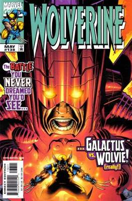 Wolverine (1988-2003) (Comic Book) #138