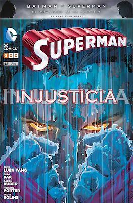 Superman. Nuevo Universo DC / Renacimiento (Grapa) #48