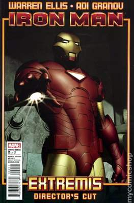 Iron Man: Extremis Director's Cut #2