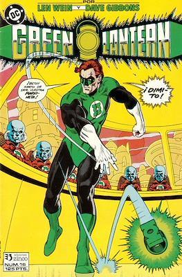 Green Lantern (1986-1987) (Grapa, 36-52 páginas) #16