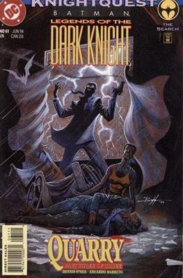 Batman: Legends of the Dark Knight Vol. 1 (1989-2007) (Comic Book) #61