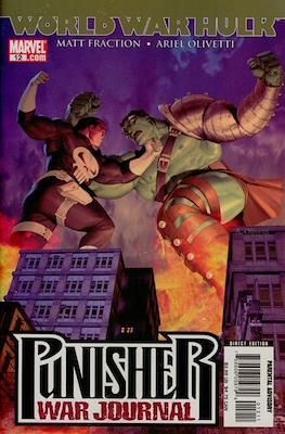 Punisher War Journal Vol 2 (Comic Book) #12
