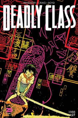 Deadly Class (Comic-book) #27