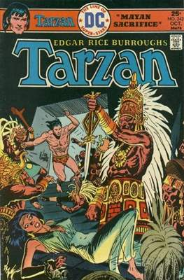 Tarzan (Comic-book) #242