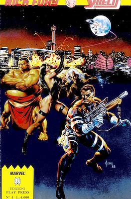 Nick Fury contro SHIELD (Brossurato. 48 pp) #4