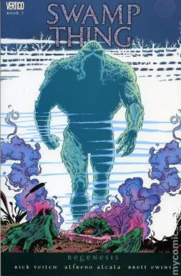 Swamp Thing (Softcover) #7