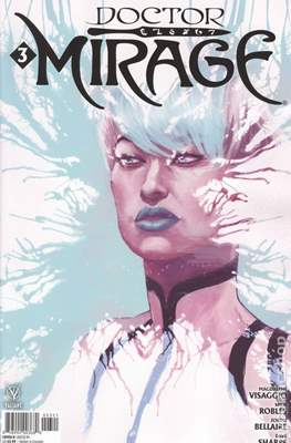 Doctor Mirage (2019- Variant Cover) #3