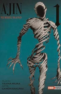 Ajin: Semihumano (Rústica) #1