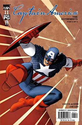 Captain America Vol. 4 (Comic Book) #11