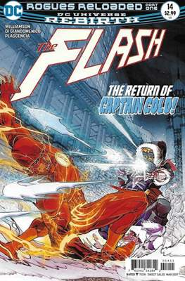 The Flash Vol. 5 (2016-2020) (Comic Book) #14