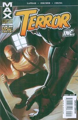 Terror Inc. Vol. 2 (Comic Book) #5