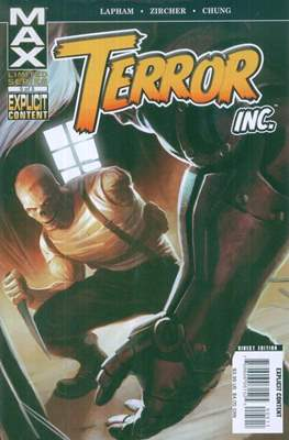 Terror Inc. Vol. 2 #5