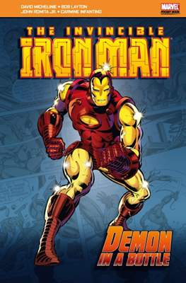 The Invincible Iron Man - Marvel Pocketbook (Softcover) #1