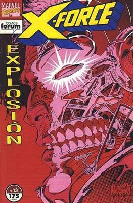 X-Force Vol. 1 (1992-1995) #13