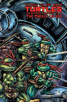 Teenage Mutant Ninja Turtles: The Ultimate Collection #7