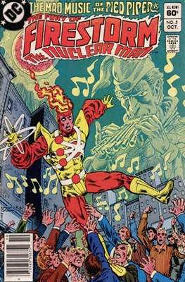Firestorm Vol. 2 (Comic-Book) #5