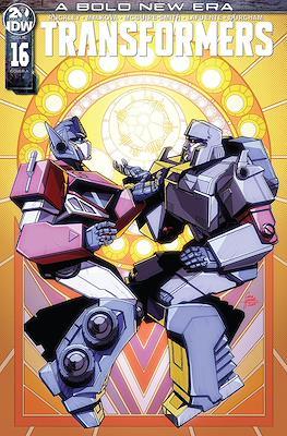 Transformers (2019) (Comic Book) #16
