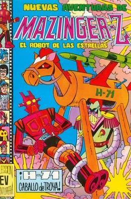 Nuevas aventuras de Mazinger-Z, el robot de las estrellas (Grapa) #20