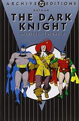 DC Archive Editions. Batman The Dark Knight (Hardcover with dust cover) #8