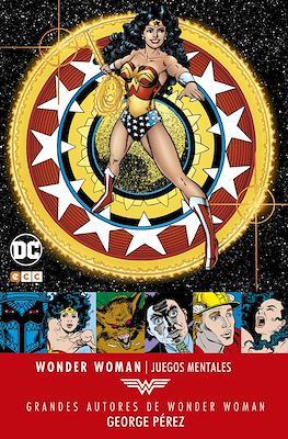 Grandes Autores de Wonder Woman: George Pérez (Cartoné 368 pp) #5