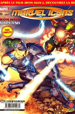 Marvel Icons Hors Série #16
