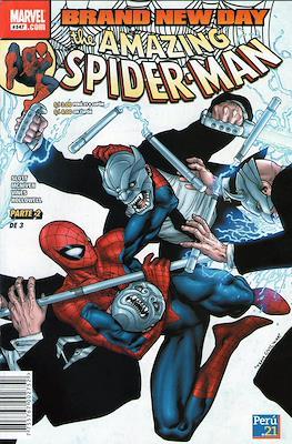 The Amazing Spider-Man (Grapas) #547