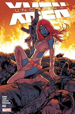 Uncanny X-Men (Vol. 4 2016-2017) #2