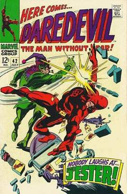 Daredevil Vol. 1 (1964-1998) (Comic Book) #42