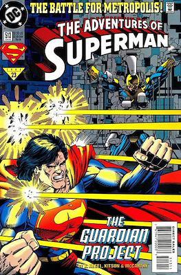 Superman Vol. 1 / Adventures of Superman Vol. 1 (1939-2011) (Comic Book) #513
