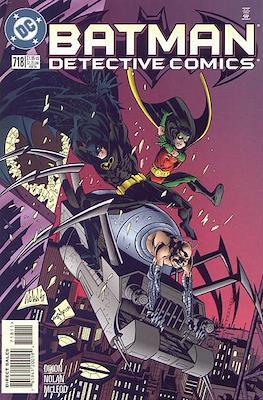 Detective Comics Vol. 1 (1937-2011; 2016-) (Comic Book) #718