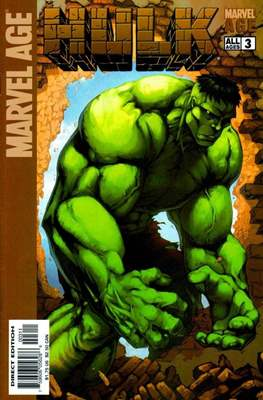 Marvel Age: Hulk Vol. 1 (Comic Book) #3