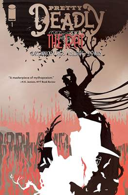 Pretty Deadly: The Rat (Comic Book) #1