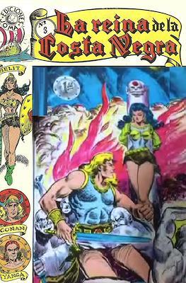 La Reina de la Costa Negra (2ª época - Grapa) #3