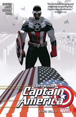 Captain America: Sam Wilson #3