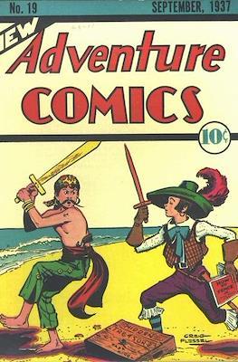 New Comics / New Adventure Comics / Adventure Comics (1935-1983 ; 2009-2011) (Comic Book) #19