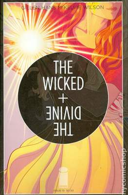 The Wicked + The Divine (Comic Book) #15