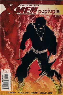 The Uncanny X-Men (1963-2011) (Comic-Book) #398