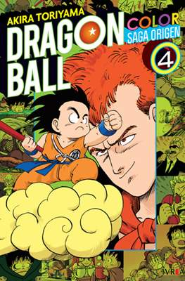 Dragon Ball Color: Saga Origen (Rústica) #4