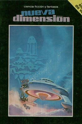Nueva dimensión (Rústica. 1968-1962) #68